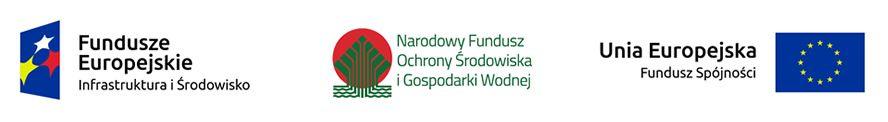 Loga Instytucji Finansujących projekt