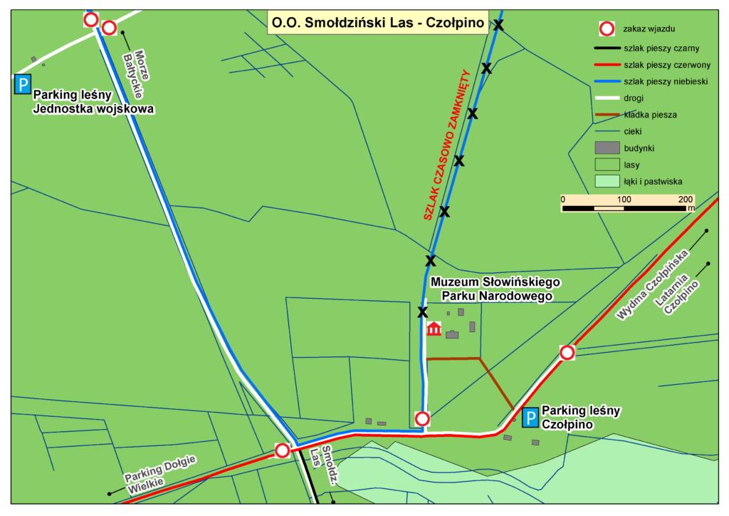 O.O. Smołdziński Las - Czołpino